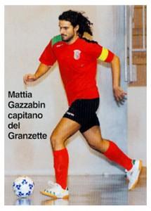 Mattia Gazzabin