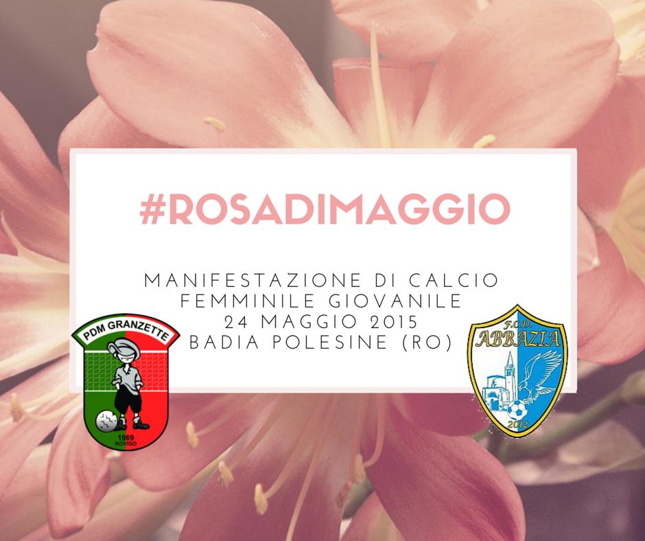 #Rosadimaggio